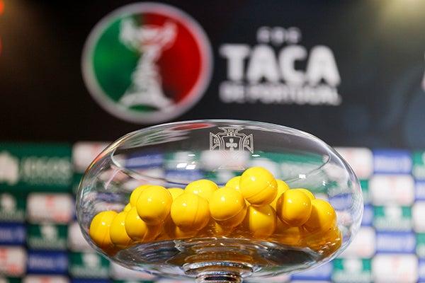 Taça de Portugal: Conheça os jogos da 4.ª eliminatória
