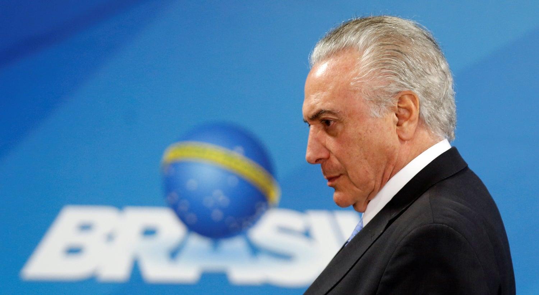 'Lula não está morto politicamente', diz Temer