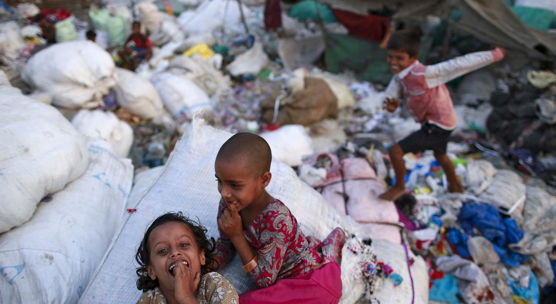 Ambientes poluídos e insalubres matam 1,7 milhão de crianças por ano