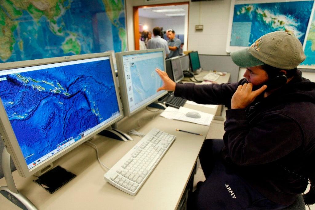 Centenas de sismos registados em S. Miguel