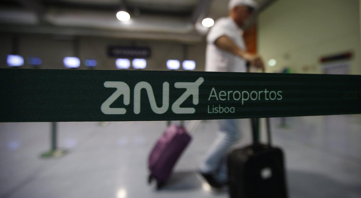 Greve de trabalhadores da seguran�a pode causar constrangimentos nos aeroportos na 5.� feira
