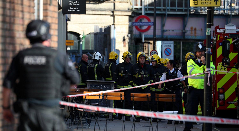 Detido mais um suspeito do atentado no Metro de Londres
