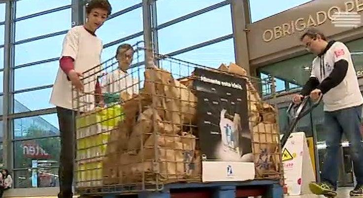 País - Campanha do Banco Alimentar Contra a Fome arranca este sábado