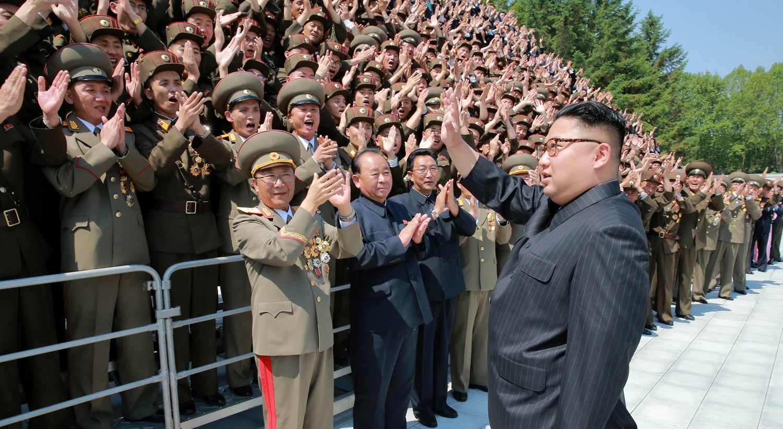 Coreia do Norte ameaça com