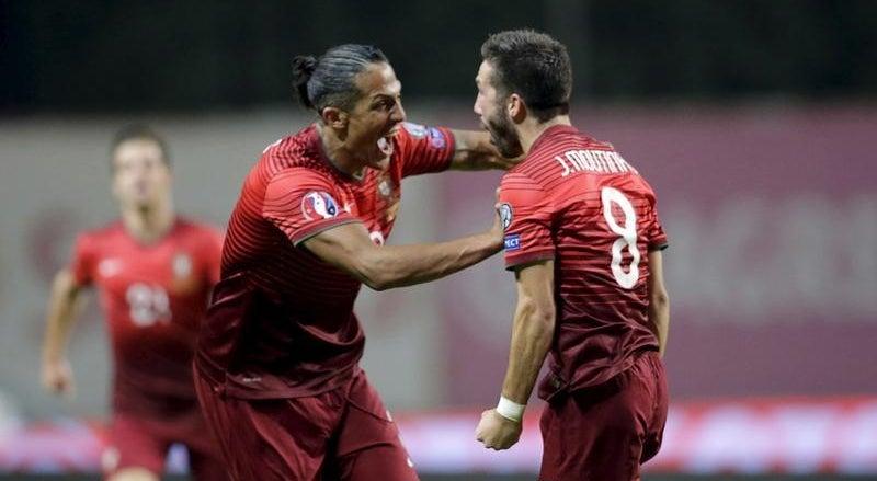 Portugal carimba apuramento para o Euro2016