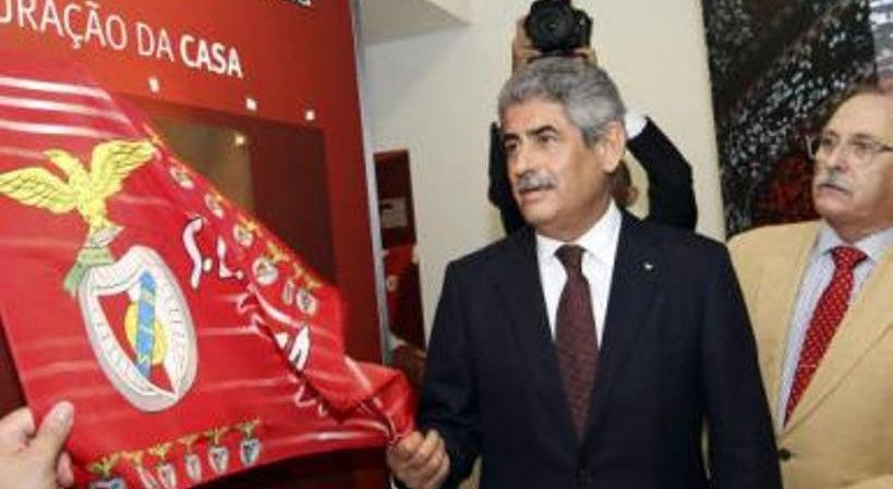 Filipe Vieira suspenso por 45 dias