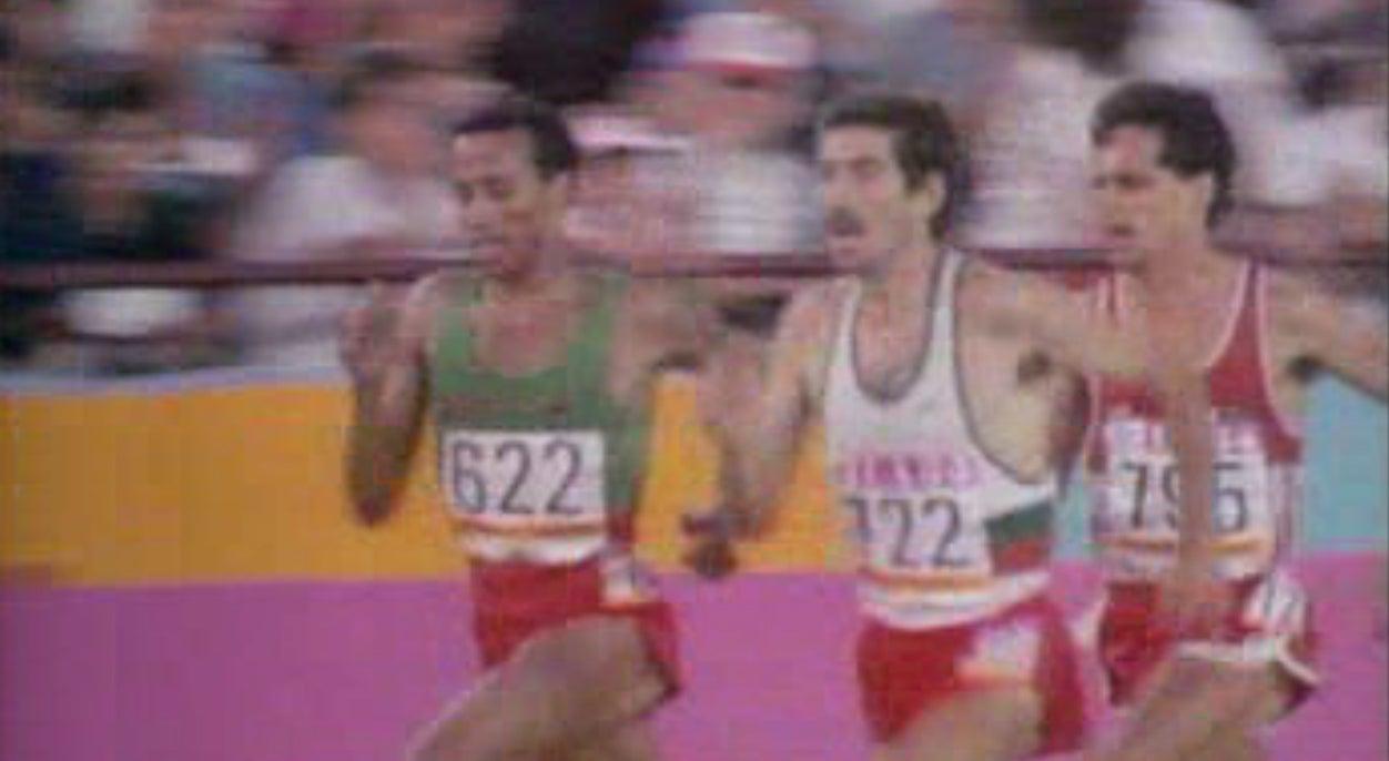 Morreu o antigo atleta olímpico António Leitão