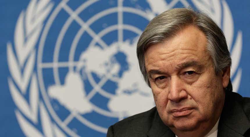 Resultado de imagem para Antônio Guterres