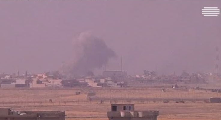 Mundo - Ex�rcito iraquiano aproxima-se de Mossul