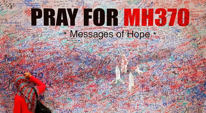 Suspensas buscas pelo avião do voo MH370 desaparecido há quase três anos