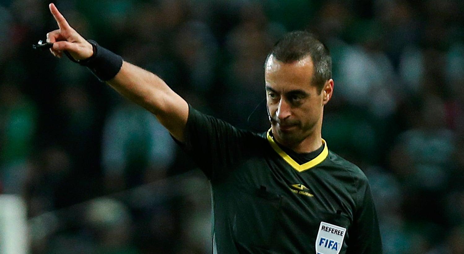 Jorge Sousa é o árbitro do dérbi lisboeta