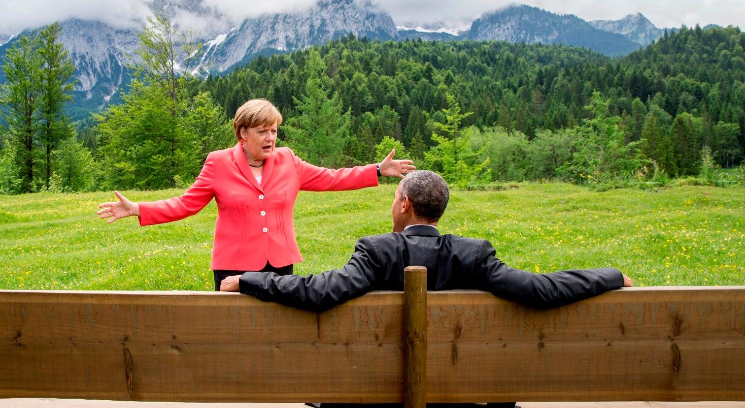 Mundo - Os grandes momentos dos oito anos da Presidência de Obama