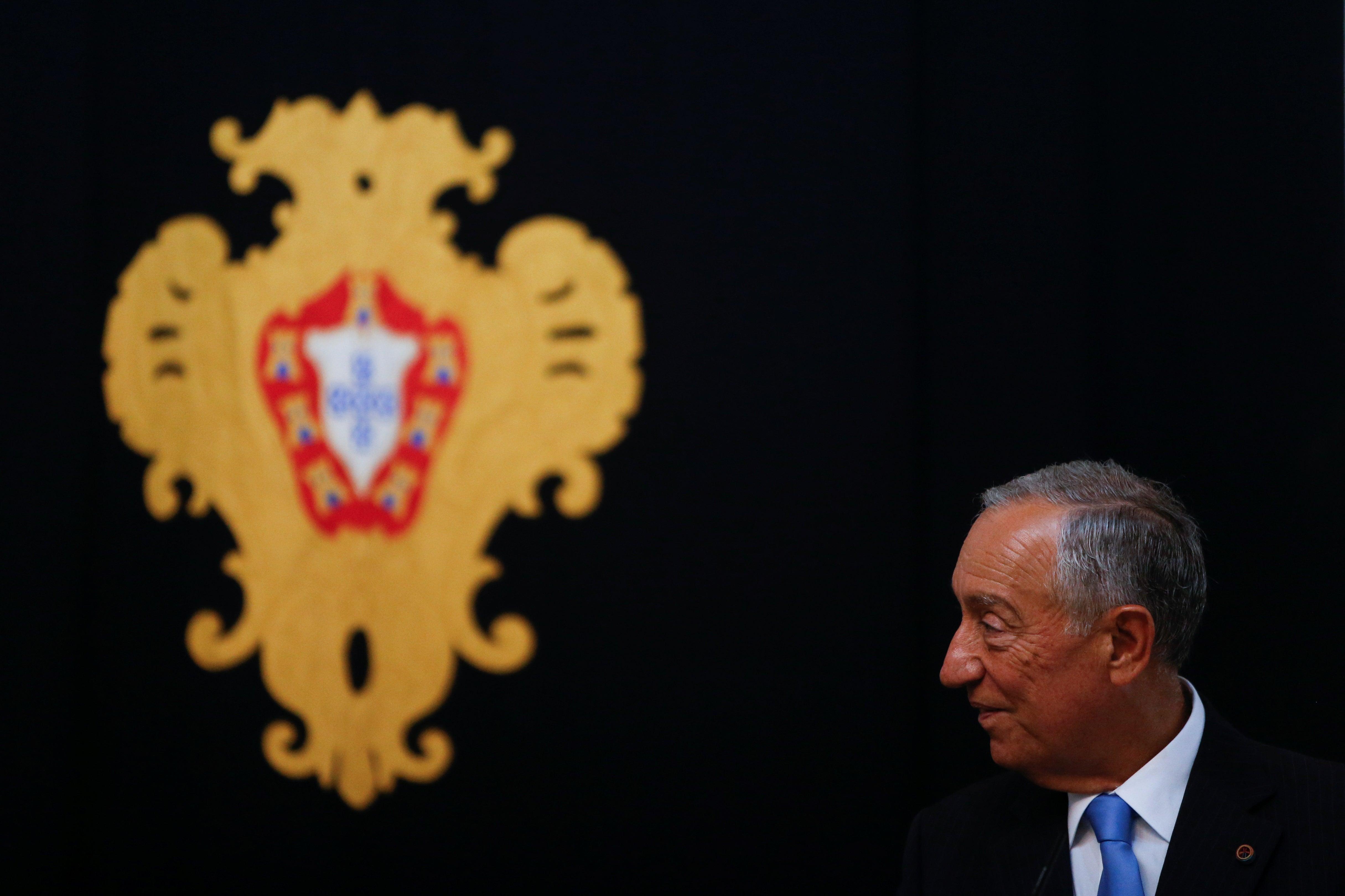 Poveira integra comitiva presidencial de Portugal em visita a Espanha