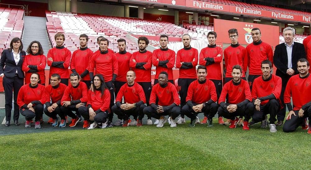 Benfica apresenta equipas de corta-mato e estrada com muita ambição