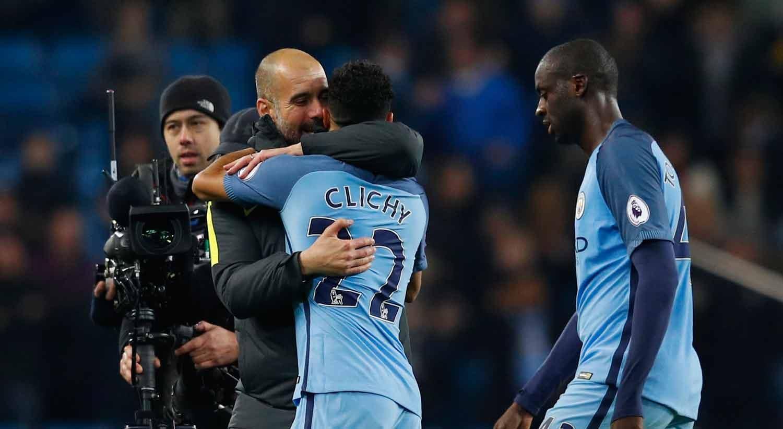 Manchester City 'rouba' segundo posto ao Arsenal