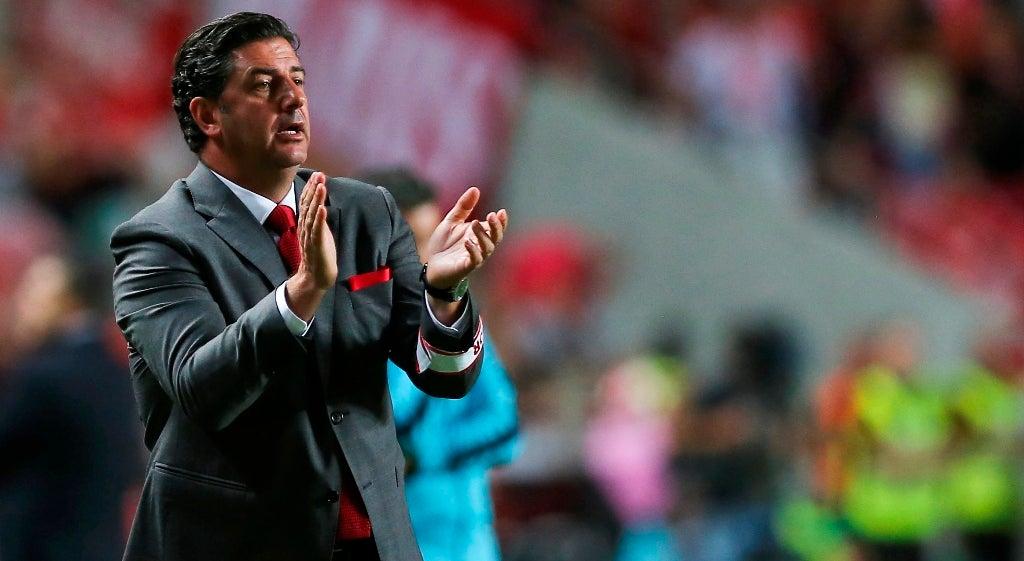 Rui Vitória espera trabalho árduo para o Benfica até ao fim da I Liga
