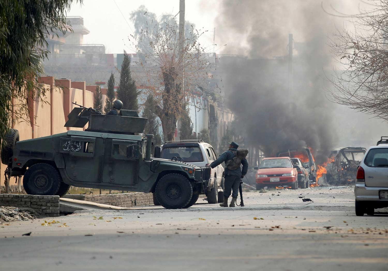 Extremistas atacam sede de ONG no Afeganistão