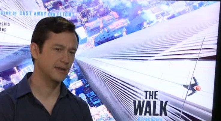 J� chegou a Portugal o filme The Walk - o Desafio