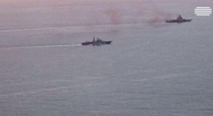 Mundo - Portugal atento a frota russa em rota para a S�ria