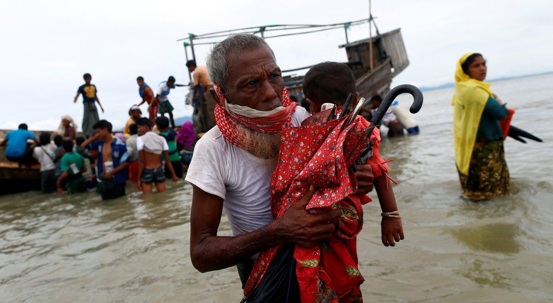 Bangladesh acusa Birmânia de