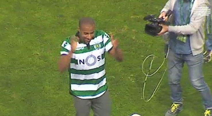 Nelson �vora trocou Benfica por Sporting