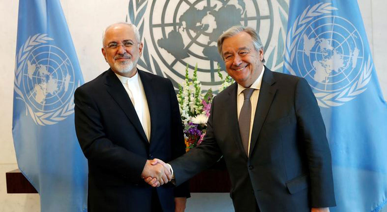 Guterres apela a Trump para não desistir do acordo com o Irão
