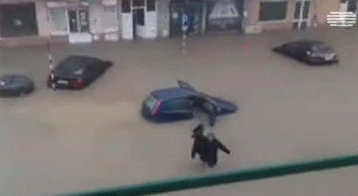 País - Inundações um pouco por todo o país
