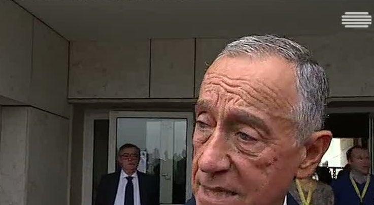 Economia - Presidente v� bons sinais para Portugal vindos da Europa