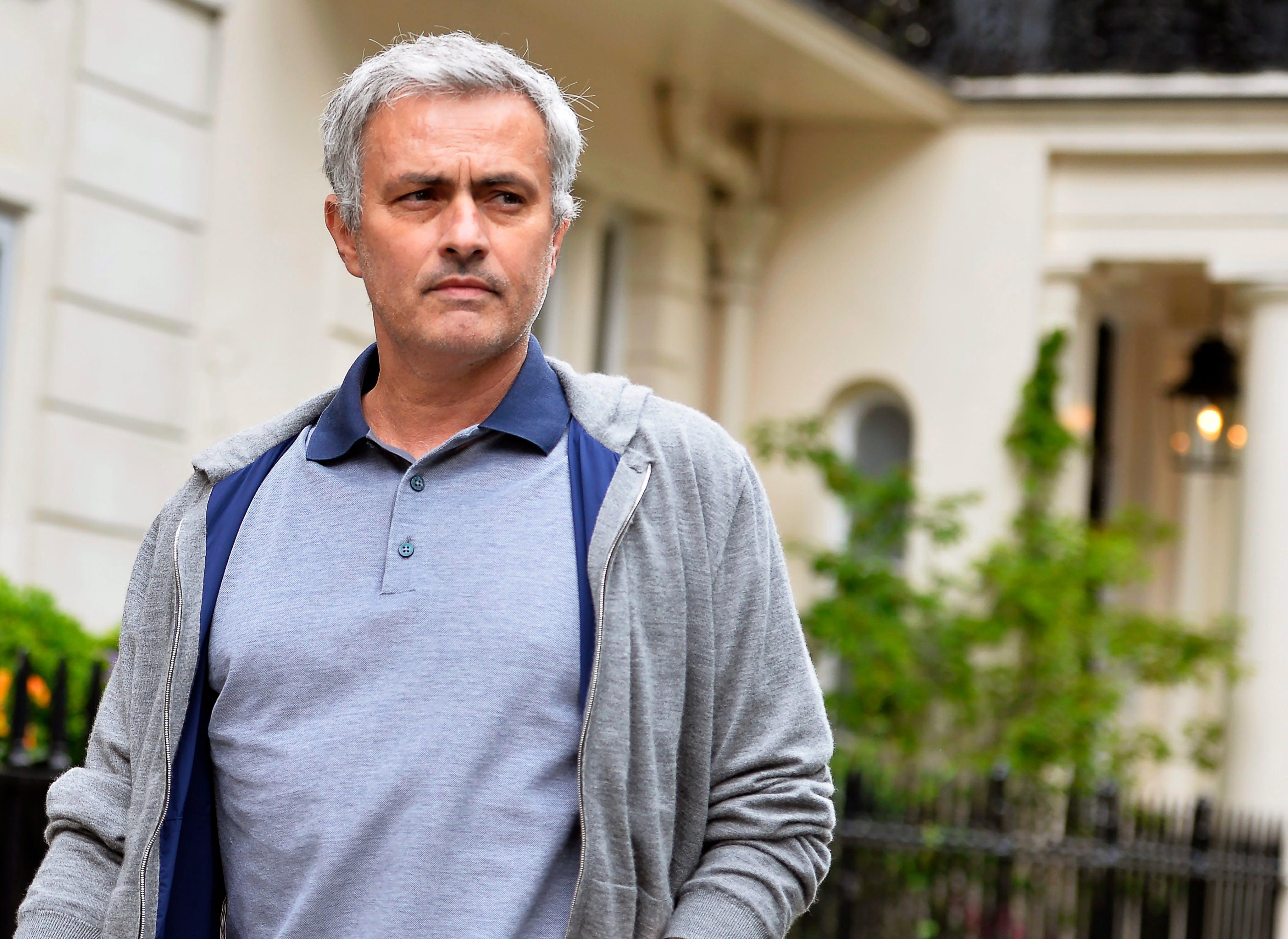José Mourinho paga multa de 800 mil euros ao fisco espanhol