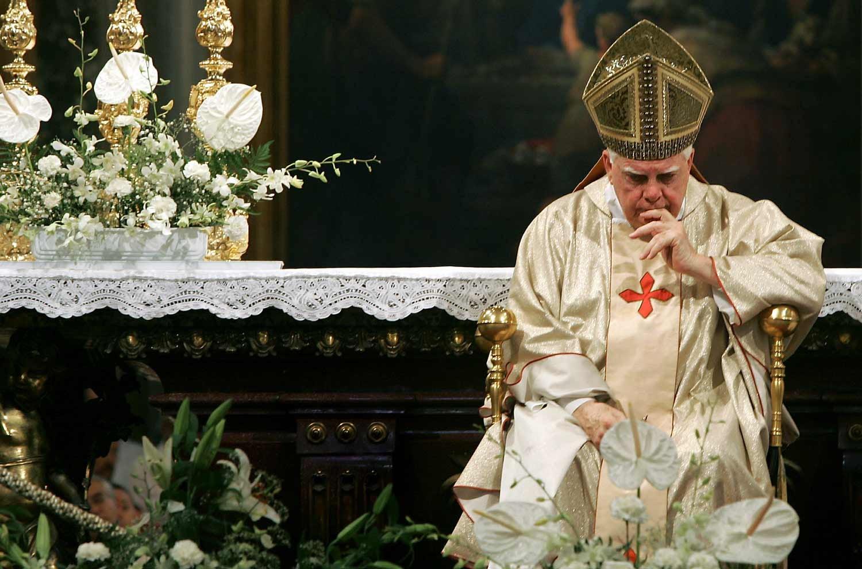 EUA. Morreu o cardeal acusado de encobrir casos pedofilia na igreja