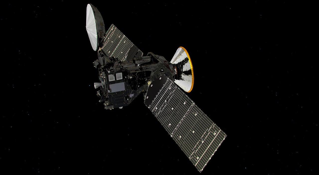 Europa e a Rússia aterram nave em Marte
