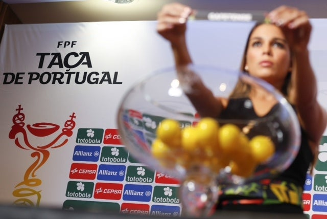 Conheça os jogos da 4.ª eliminatória — Taça de Portugal