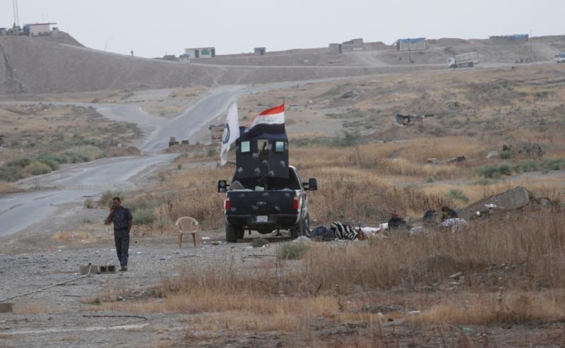 Exército iraquiano retoma dos curdos principal base militar de Kirkuk
