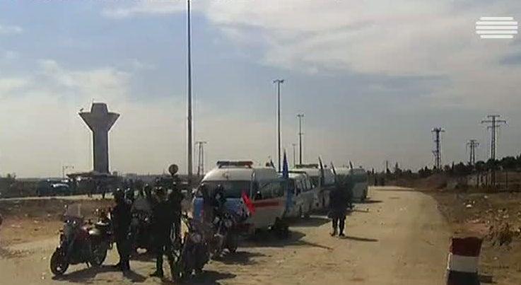 Mundo - R�ssia prolonga cessar-fogo em Aleppo