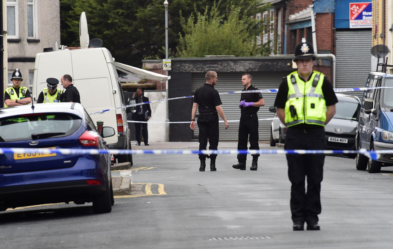 É preso o terceiro acusado pelo ataque em Londres no Reino Unido