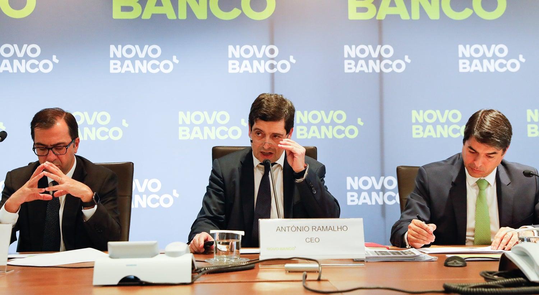 Estado prevê emprestar 450 ME ao Fundo de Resolução — Novo Banco