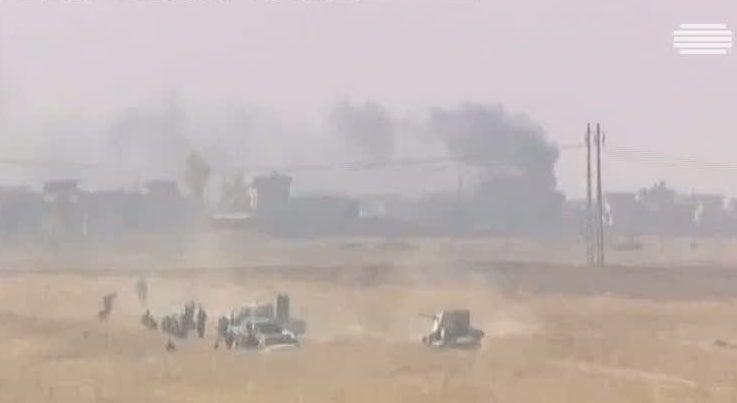 Mundo - Estado Isl�mico ataca Kirkuk em resposta � ofensiva a Mossul