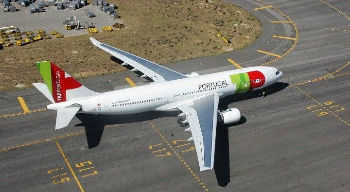 Decretada penhora de avi�o da TAP no Brasil por d�vida do Estado portugu�s