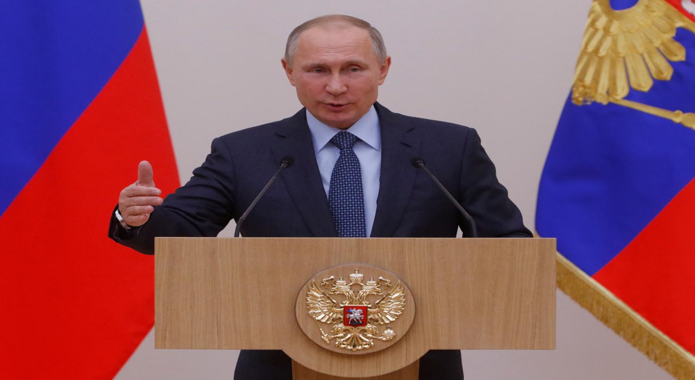 Putin ordena retirada de parte das tropas russas da Síria