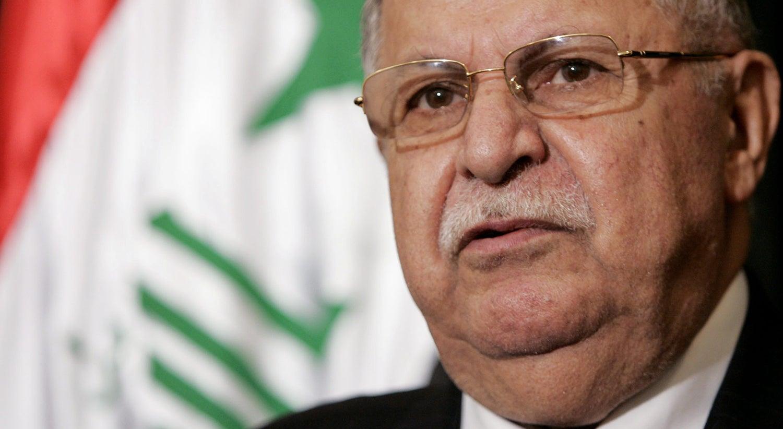 Morreu curdo Jalal Talabani que presidiu ao Iraque