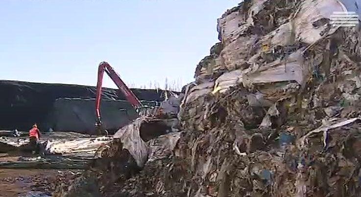 Milhões de toneladas de lixo italiano ainda podem vir para Portugal