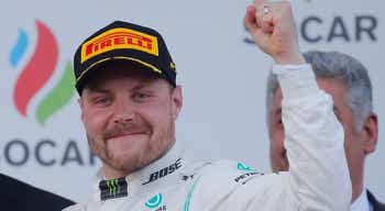 Bottas vence GP do Azerbaijão e regressa ao comando do Mundial de Fórmula 1