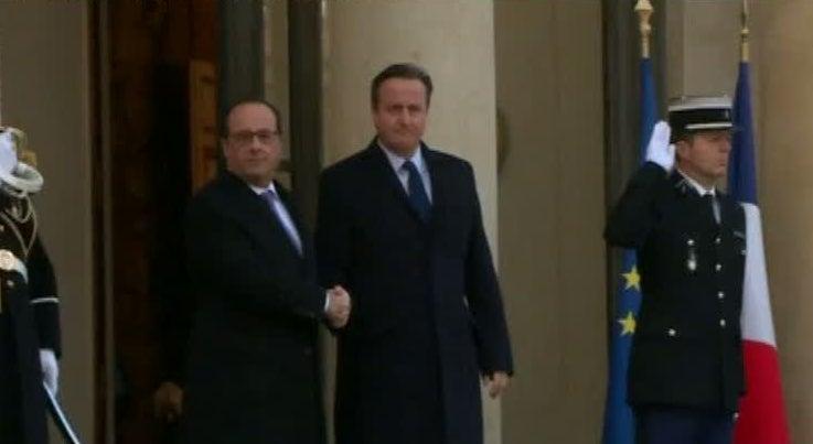 Mundo - Putin e Hollande juntos numa grande coliga��o contra o Estado Isl�mico