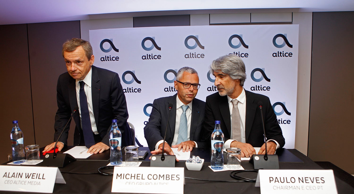 ANACOM contra compra da Media Capital pela Altice