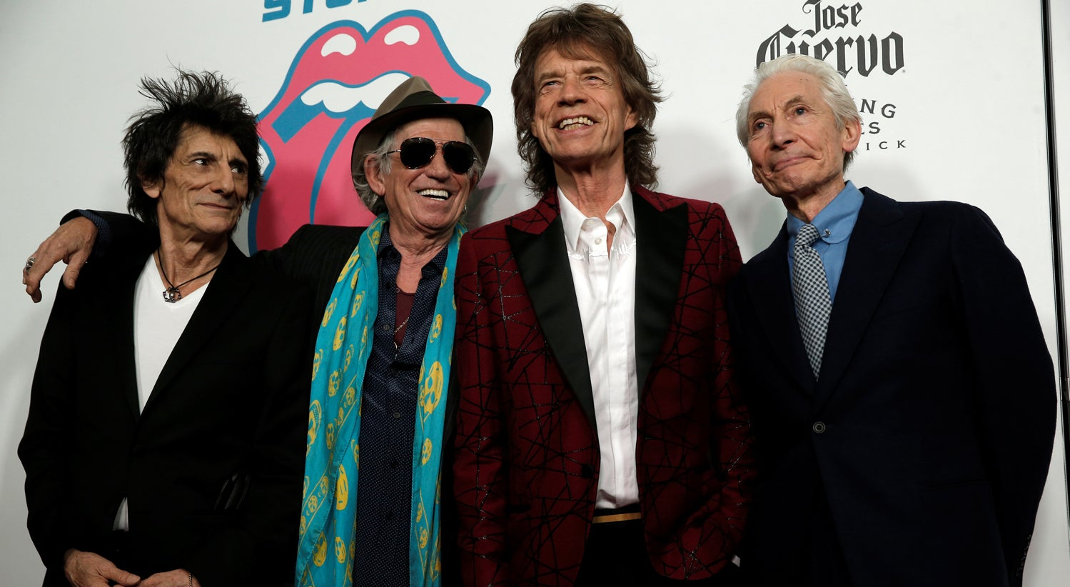 Rolling Stones revisitam raízes em Blue & Lonesome