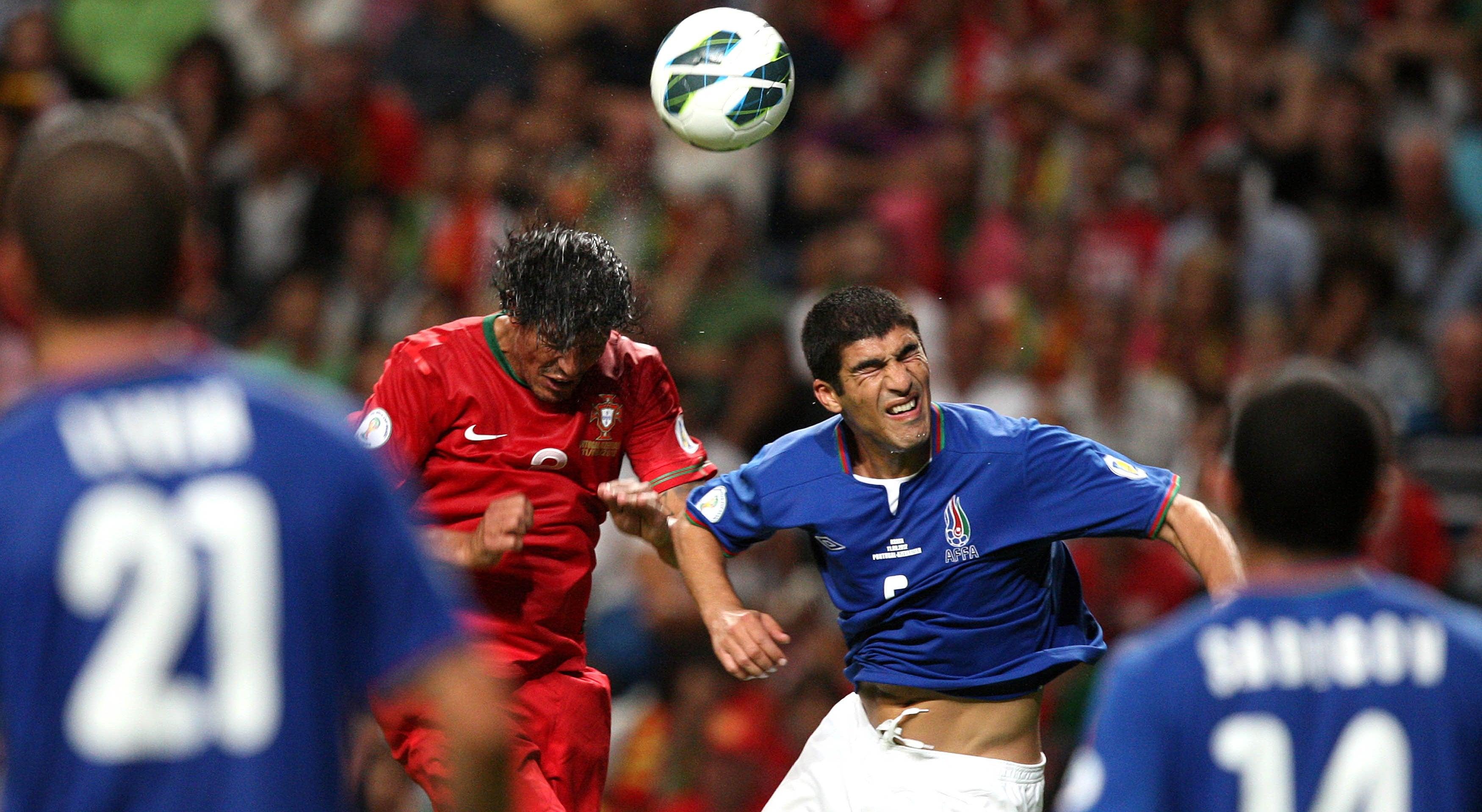 Portugal 3 - 0 Azerbaij�o, Qualifica��o Mundial 2014