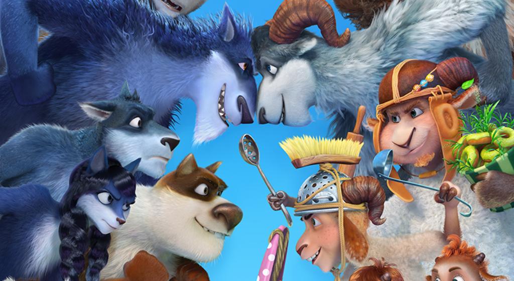Cultura - Filme de animação Ovelhas e Lobos nos cinemas