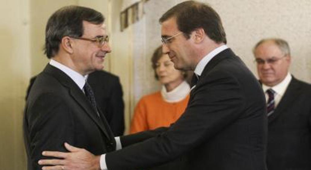 Guilherme d`Oliveira Martins deixa Tribunal de Contas e vai para a Funda��o Gulbenkian