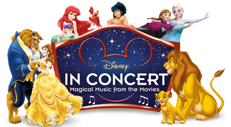 Cultura - Disney in Concert está de volta para o concerto de Natal