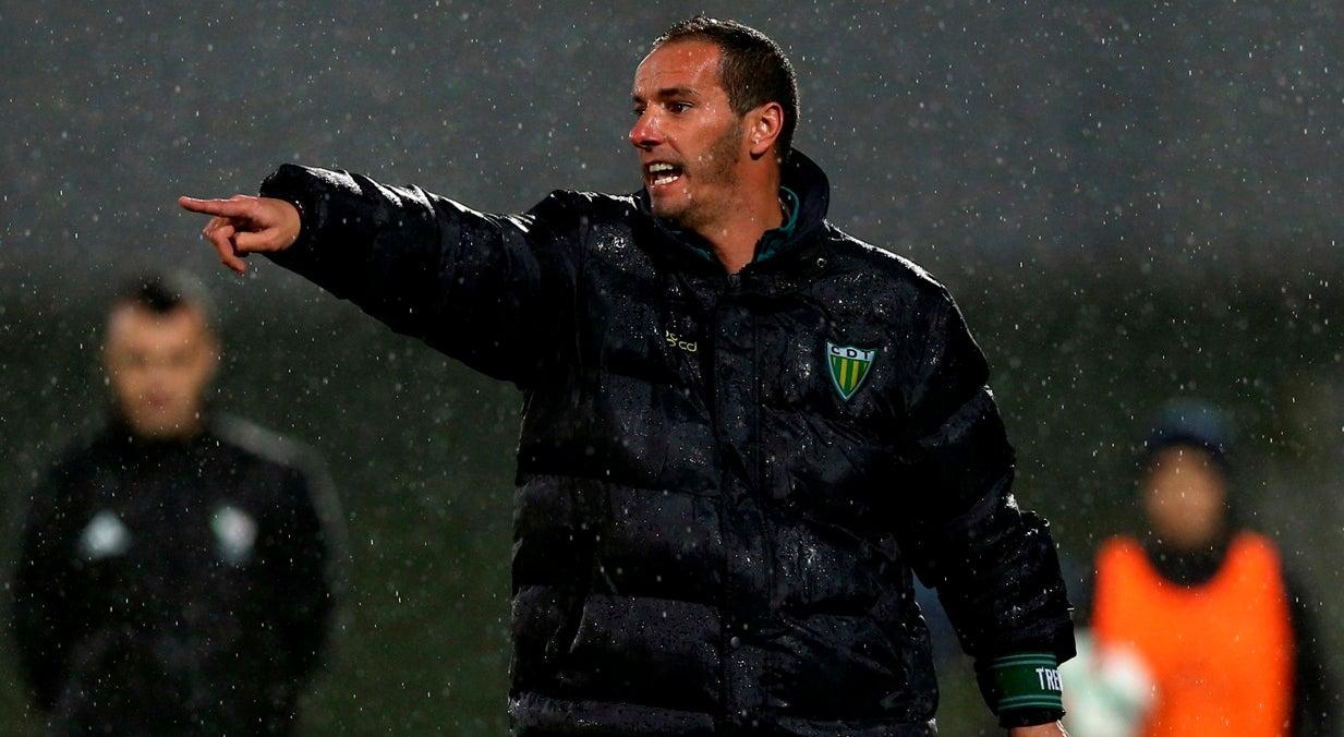 Futebol Nacional - Petit vai a Alvalade sem `autocarro` mas com cautelas defensivas